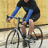 Tribune-Star/Rachel Keyes<br /> Training: Chance Stratton takes off for a ride on his newly donated bike. His goal is to be able to ride a hundred and fifty miles a day by August.
