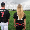 Tribune-Star/Rachel Keyes<br /> All in the family: Terre Haute South Short stops Daniel Marlow (left) and Kelsey Marlow pose for a portrait.