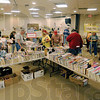 Tribune-Star/Rachel Keyes<br /> Books and more books: The annual Friends of the Library books sale raises money for library programs, the sale will continue through Sunday during the hours of 1-4pm. Donations for the annual sale are taking at the library during normal business hours.
