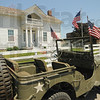 Tribune-Star/Rachel Keyes<br /> Home Sweet Home: The Ernie Pyle homestead was open today as part of Memorial Day Celebration.