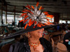 "(Denver, Colorado, May 4, 2011)<br /> Adrienne Ruston Fitzgibbons.  ""Women With Hattitude,"" benefiting the Women's Voices Fund, at the Donald R. Seawell Grand Ballroom in Denver, Colorado, on Wednesday, May 4, 2011.<br /> STEVE PETERSON"