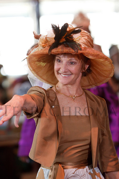 "(Denver, Colorado, May 4, 2011)<br /> ""Women With Hattitude,"" benefiting the Women's Voices Fund, at the Donald R. Seawell Grand Ballroom in Denver, Colorado, on Wednesday, May 4, 2011.<br /> STEVE PETERSON"