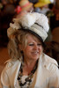 """(Denver, Colorado, May 4, 2011)<br /> Judy McNeil.  """"Women With Hattitude,"""" benefiting the Women's Voices Fund, at the Donald R. Seawell Grand Ballroom in Denver, Colorado, on Wednesday, May 4, 2011.<br /> STEVE PETERSON"""