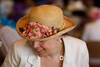 "(Denver, Colorado, May 4, 2011)<br /> Maybe Wanda Bailey or Jean Smooke.  ""Women With Hattitude,"" benefiting the Women's Voices Fund, at the Donald R. Seawell Grand Ballroom in Denver, Colorado, on Wednesday, May 4, 2011.<br /> STEVE PETERSON"