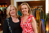 (Denver, Colorado, May 4, 2011)<br /> Barbara Grogan and Holiday Goodreau.  Trunk show by designer Wes Gordon at the home of Barbara Grogan in Denver, Colorado, on Wednesday, May 4, 2011.<br /> STEVE PETERSON