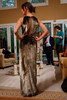 (Denver, Colorado, May 4, 2011)<br /> Taryn models a panne velvet sleeveless column gown.  Trunk show by designer Wes Gordon at the home of Barbara Grogan in Denver, Colorado, on Wednesday, May 4, 2011.<br /> STEVE PETERSON