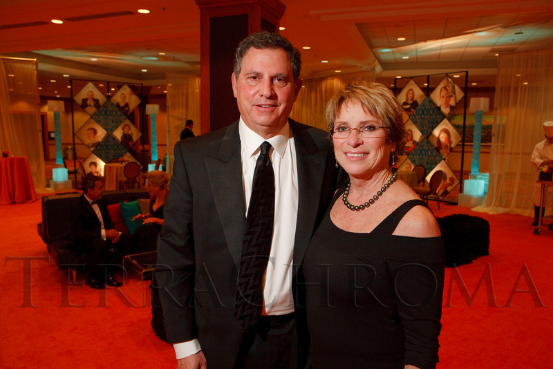 (Denver, Colorado, May 7, 2011)<br /> Mike and Kathy Burg.  Colorado Symphony Gala at the Sheraton Denver Downtown Hotel in Denver, Colorado, on Saturday, May 7, 2011.<br /> STEVE PETERSON