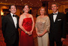 (Denver, Colorado, May 7, 2011)<br /> Mike and Heather (CSO board of trustees chair-elect) Miller with Gayle and Chris Conroy.  Colorado Symphony Gala at the Sheraton Denver Downtown Hotel in Denver, Colorado, on Saturday, May 7, 2011.<br /> STEVE PETERSON