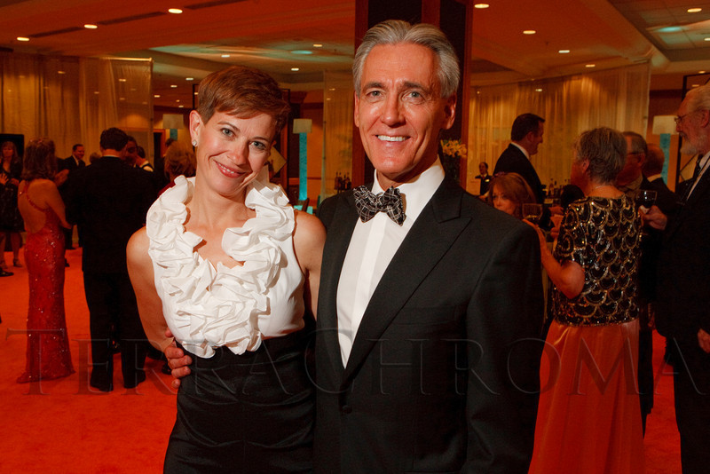 (Denver, Colorado, May 7, 2011)<br /> Tauna and Michael P. Dowling.  Colorado Symphony Gala at the Sheraton Denver Downtown Hotel in Denver, Colorado, on Saturday, May 7, 2011.<br /> STEVE PETERSON