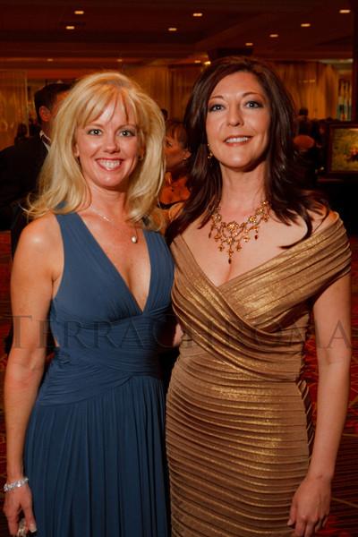 (Denver, Colorado, May 7, 2011)<br /> Tensie Homan and Margaret Williams.  Colorado Symphony Gala at the Sheraton Denver Downtown Hotel in Denver, Colorado, on Saturday, May 7, 2011.<br /> STEVE PETERSON