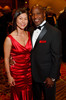 (Denver, Colorado, May 7, 2011)<br /> Naomi and James Batiste.  Colorado Symphony Gala at the Sheraton Denver Downtown Hotel in Denver, Colorado, on Saturday, May 7, 2011.<br /> STEVE PETERSON
