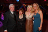 "(Denver, Colorado, May 7, 2011)<br /> Jerry Hodge, Patricia Gabow, Margaret Hodge, and Candice Jones.  ""Night Shine"" gala, benefiting the Denver Health Foundation, at the National Western Events Center in Denver, Colorado, on Saturday, May 7, 2011.<br /> STEVE PETERSON"