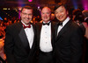 "(Denver, Colorado, May 7, 2011)<br /> Dan Theodorescu, Frank Barrett, and Dr. Fernando Kim.  ""Night Shine"" gala, benefiting the Denver Health Foundation, at the National Western Events Center in Denver, Colorado, on Saturday, May 7, 2011.<br /> STEVE PETERSON"