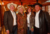 "(Littleton, Colorado, May 14, 2011)<br /> Gary and Lisa Bartmann with Nancy and Steve Hardardt.  Lisa and Nancy are the Douglas County Partners event chairs for their September 17th event.  ""The Barn Party,"" a kick-off to the Schomp BMW Denver Polo Classic, presented by Denver Active 20-30, at the stables of the Polo Reserve Development in Littleton, Colorado, on Saturday, May 14, 2011.<br /> STEVE PETERSON"