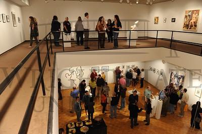 6561 Senior Art Show in the Stein Gallery 5-15-11