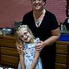 Mrs. Warren - Carson and Clare's kindergarten teacher.