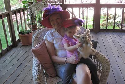 dress up with Grandma Kapp