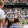 L.A. Dodgers vs Arizona Diamondbacks...