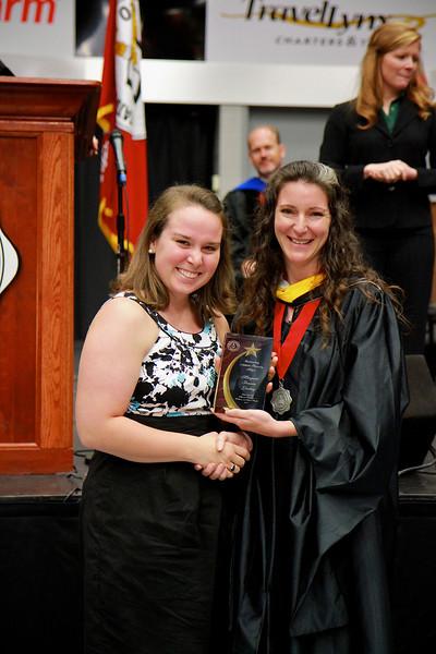 56th Annual Academic Awards Day Ceremony. Athletic Training Major Award: Margaret Frances Lindsey