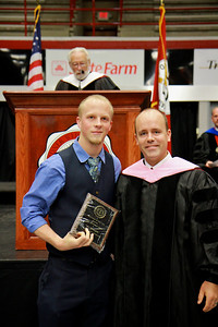 56th Annual Academic Awards Day Ceremony. Music Achievement Award: Ronald Tyler Willoughby