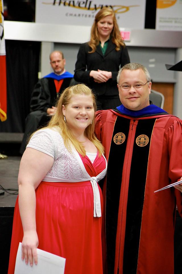 56th Annual Academic Awards Day Ceremony. J. Calvin Koonts Poetry Award: Nikki Raye Rice