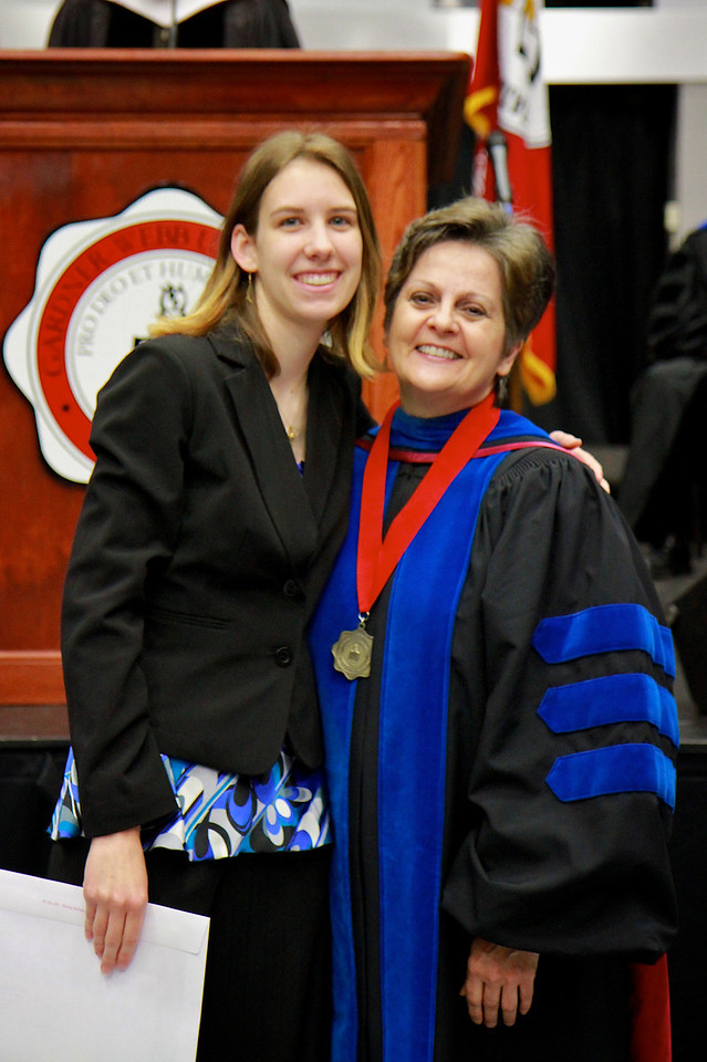 56th Annual Academic Awards Day Ceremony. Professional Writing Award: Kathryn Nancy Axelson