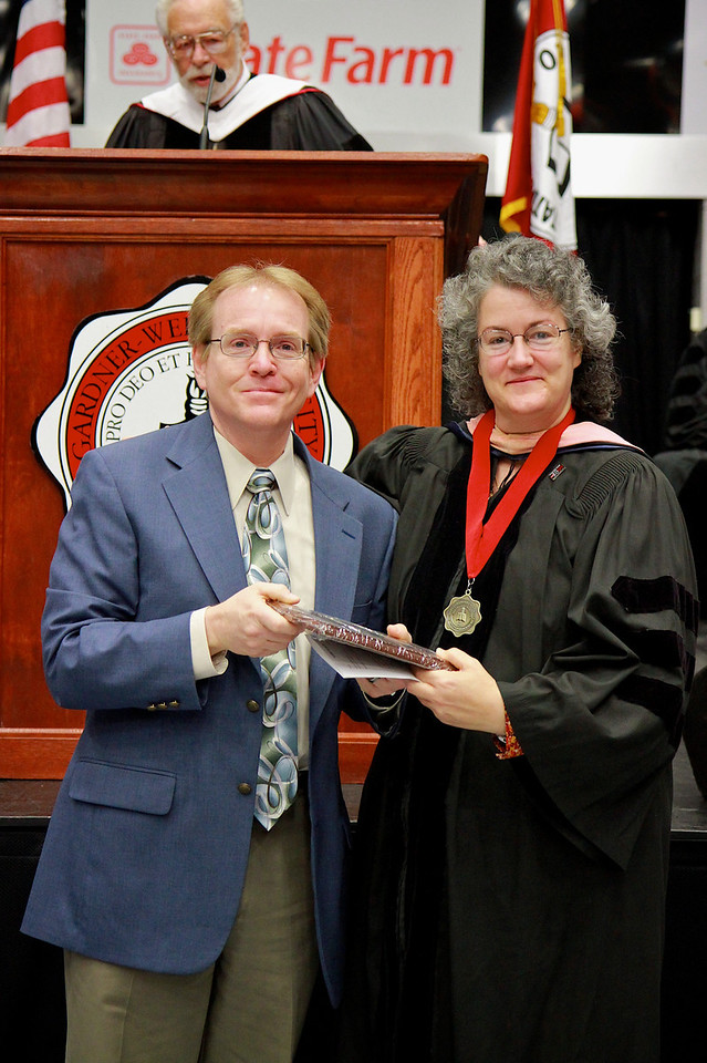 56th Annual Academic Awards Day Ceremony. Orchestra Award: Roger Graeme Lowe