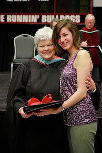 56th Annual Academic Awards Day Ceremony. Elizabeth Carlisle Jones Art Award: Elisa Beth Beekman