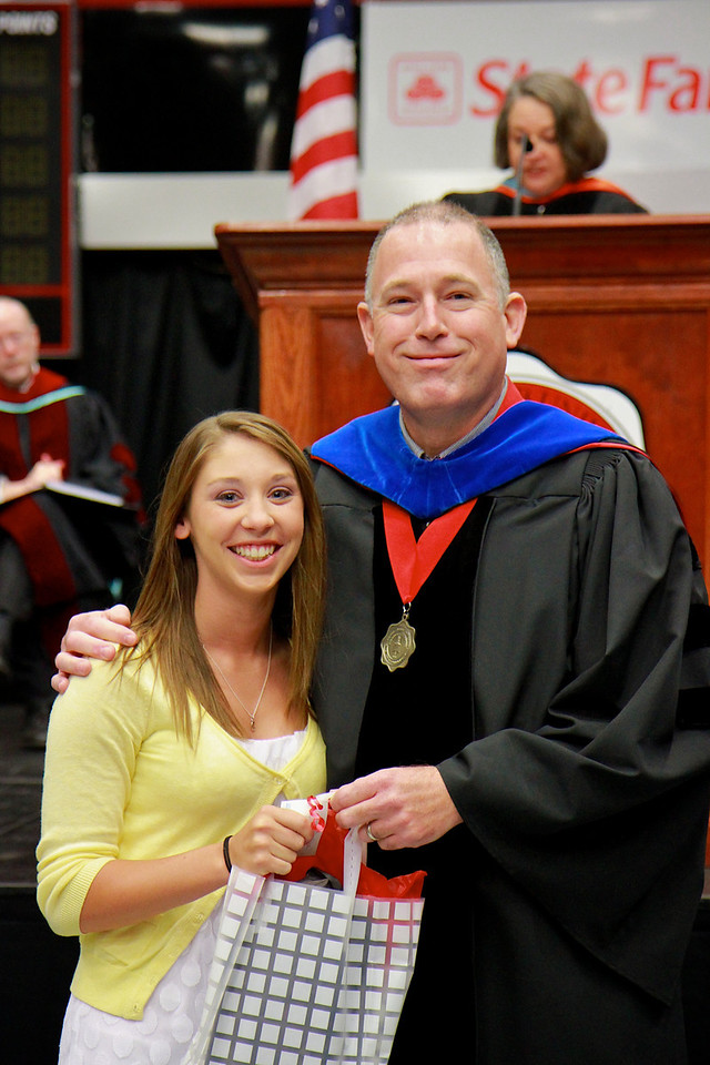 56th Annual Academic Awards Day Ceremony. Specialty Area Student Teaching Award: Taylor Jo Bowen