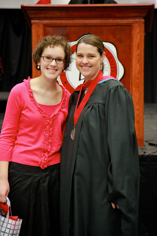 56th Annual Academic Awards Day Ceremony. Middle Grades Student Teaching Award: Blair Emily Austin