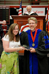56th Annual Academic Awards Day Ceremony. David M. Schweppe Memorial Music Award: Megan LeAnne Philbeck