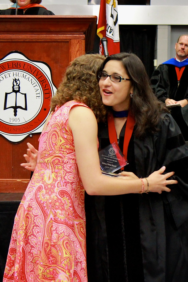 56th Annual Academic Awards Day Ceremony. Psychology Award: Brittany Nicole Bounds