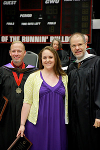56th Annual Academic Awards Day Ceremony. Alpha Psi Award in Theater: Brianna Ashley Bleymaier