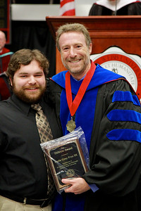 56th Annual Academic Awards Day Ceremony. Hebrew Award: Leslie Gray Frye III