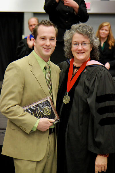 56th Annual Academic Awards Day Ceremony. Orchestra Award: Phillip Garrett Snider