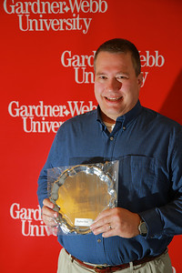 Apples and Accolades Awards Ceremony; May 2011. 25-Year Award: Stephan Sain