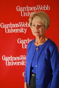Apples and Accolades Awards Ceremony; May 2011. 30-Year Award: Glenda Crotts