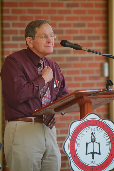 Honoring the Memory of Dr. Barry E. Hambright; May 06, 2011.