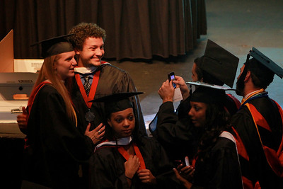 May commencement ceremony; 2011.