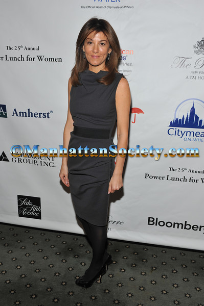 Christina Steinbrenner attends CITYMEALS-ON-WHEELS 25TH ANNUAL POWER LUNCH FOR WOMEN Honoring Marcia Stein & Travelers Insurance on Friday, November 18, 2011 at The Pierre Hotel, 2 East 61st Street, New York City, NY.  PHOTO CREDIT: Joe Corrigan for ManhattanSociety.com
