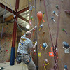 Rick starting up the long (~65') hand crack. After 6 laps on this, I wa toast