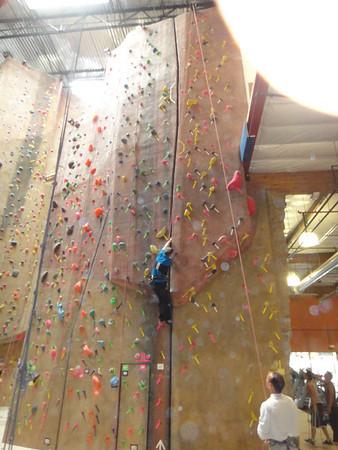 Mesa Rim Gym 4-9-2011