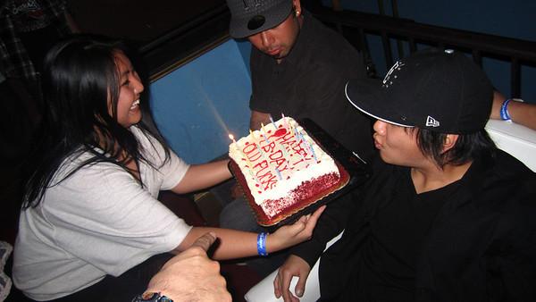 Michael/Budsy's Birthday