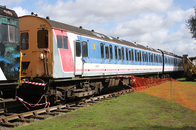 4311 at Coventry Electric Railway Museum 11/09/11