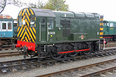 D3429/08359 at the Chasewater Railway.