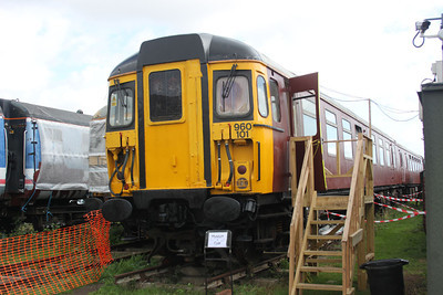960101 at Coventry Electric Railway Museum 11/09/11