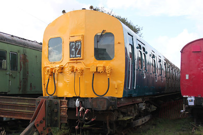 4 SUB 4732 at Coventry Electric Railway Museum 11/09/11
