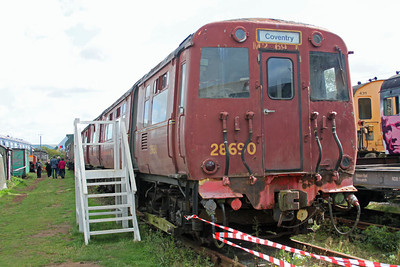 (503) 28690 at Coventry Electric Railway Museum 11/09/11