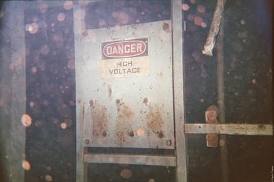 Danger High Voltage (again)