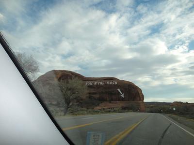 Moab hiking 4-3-2011